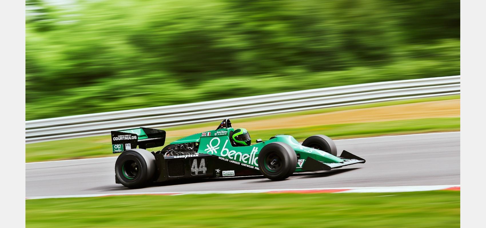 Motorsport - F1 Masters Championship, Tyrrell 012, Formula 1 car.