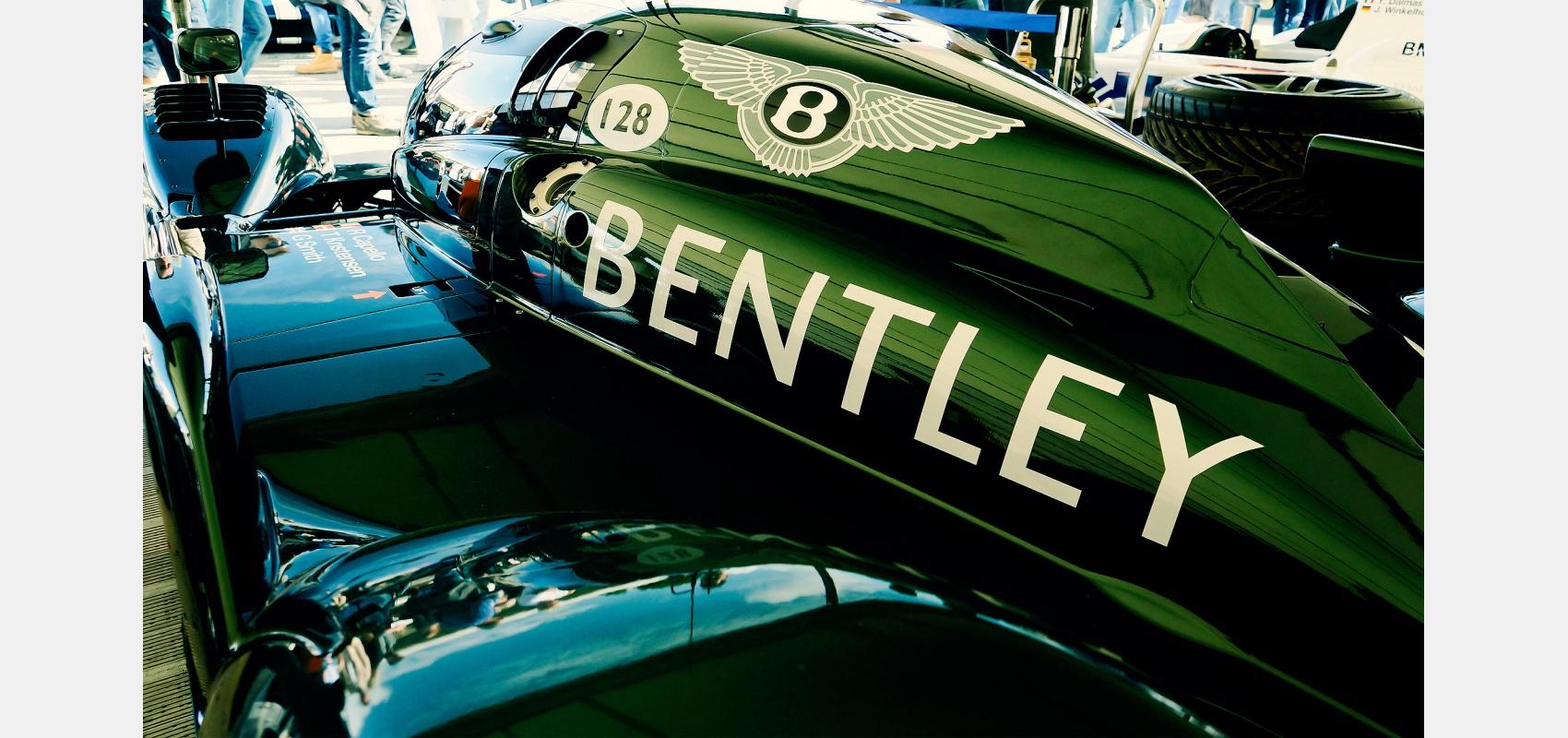 Motorsport, Bentley Speed 8, winner, 2003, Le Mans, 24, hours, Goodwood FoS.