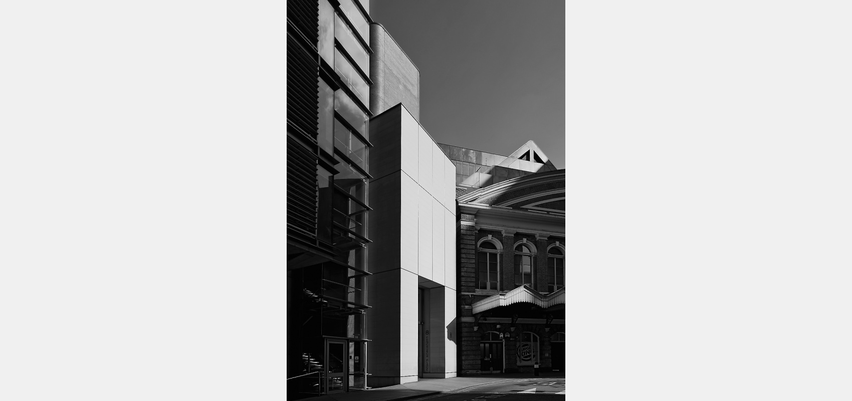 Location, London, architecture, wide, exterior, No.8 Fenchurch place, Developers.