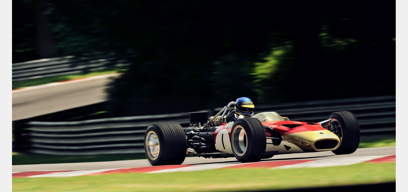 Motorsport, photography, F1, Masters, Championship, Gold, Leaf, Lotus, 49